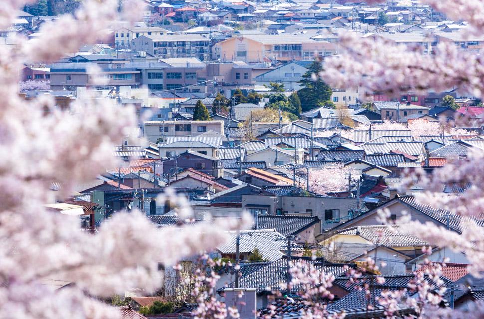 Jomo Kanazawa City