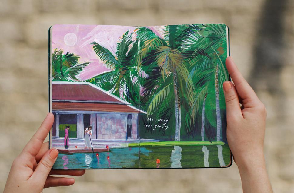 Sketchbook 4 Missy