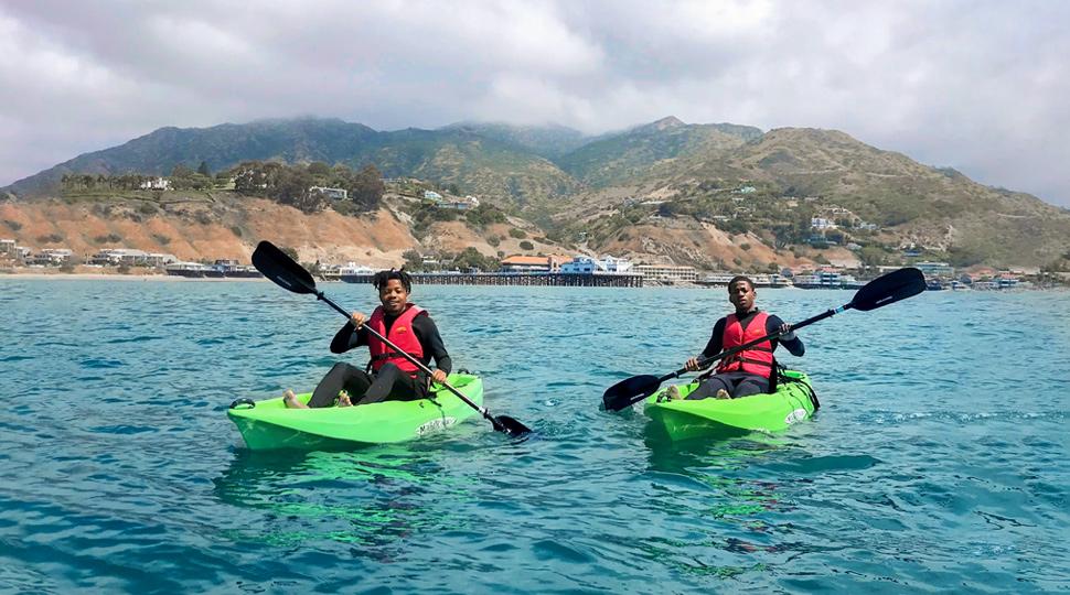 Perkens Kayak Malibu 3