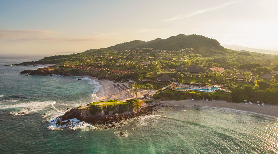 Fs Mexico And Caribbean Resorts Punta Mita Opener