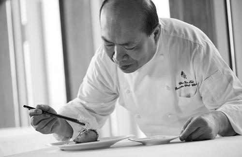 Chef Chan Yan Tak