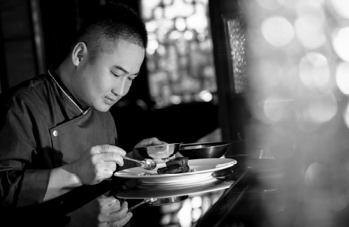 Executive Chef Wang Yong