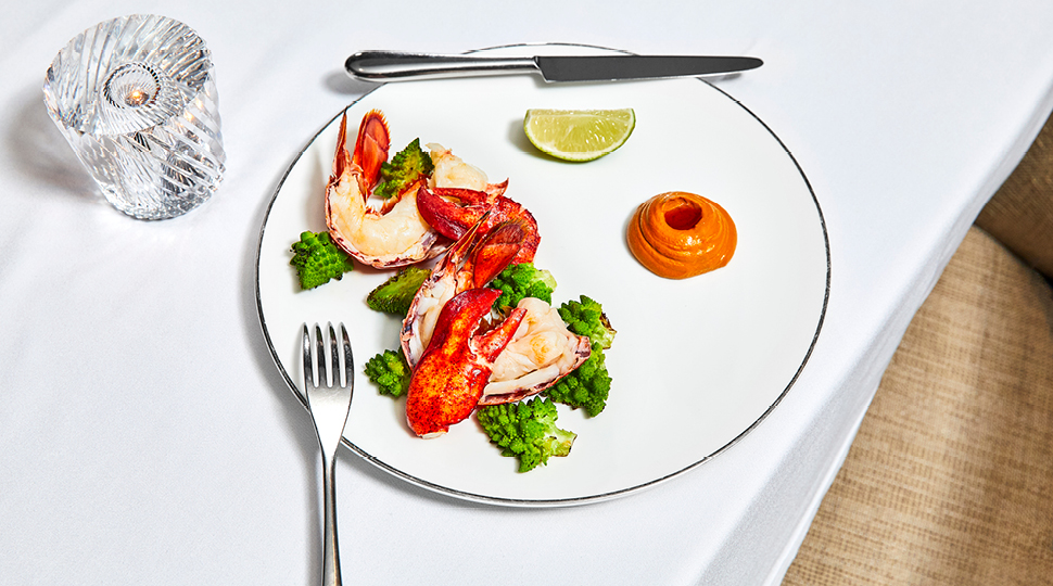 Lobster At Jean Georges 970x540