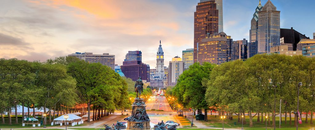 Philadelphia Skyline Hero 1400x580