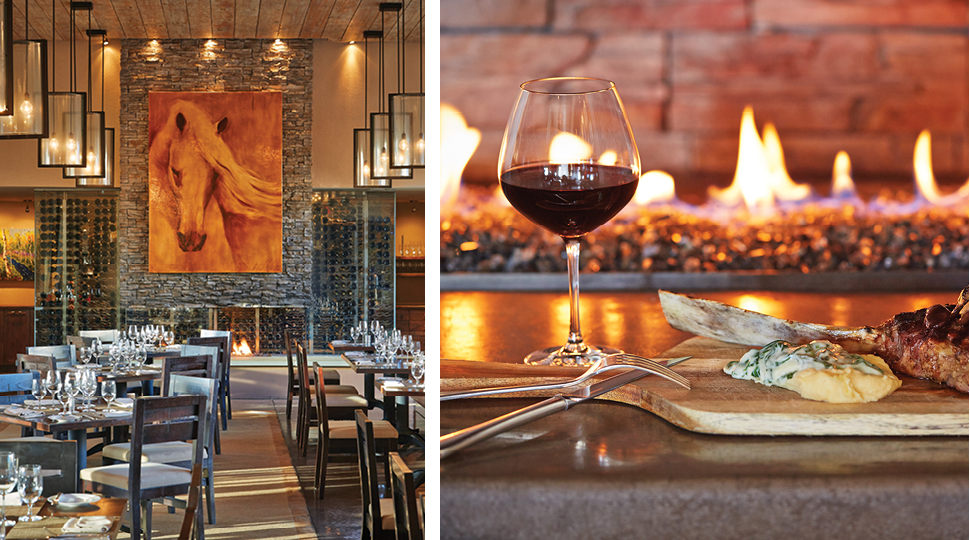 Santa Fe Terra Bar And Wine By Fire
