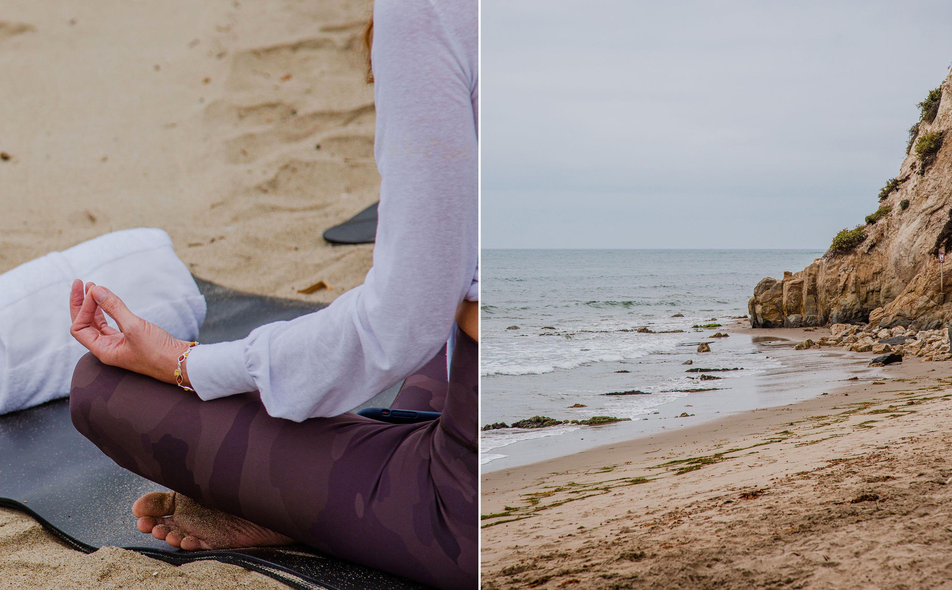 05 Yoga Beach