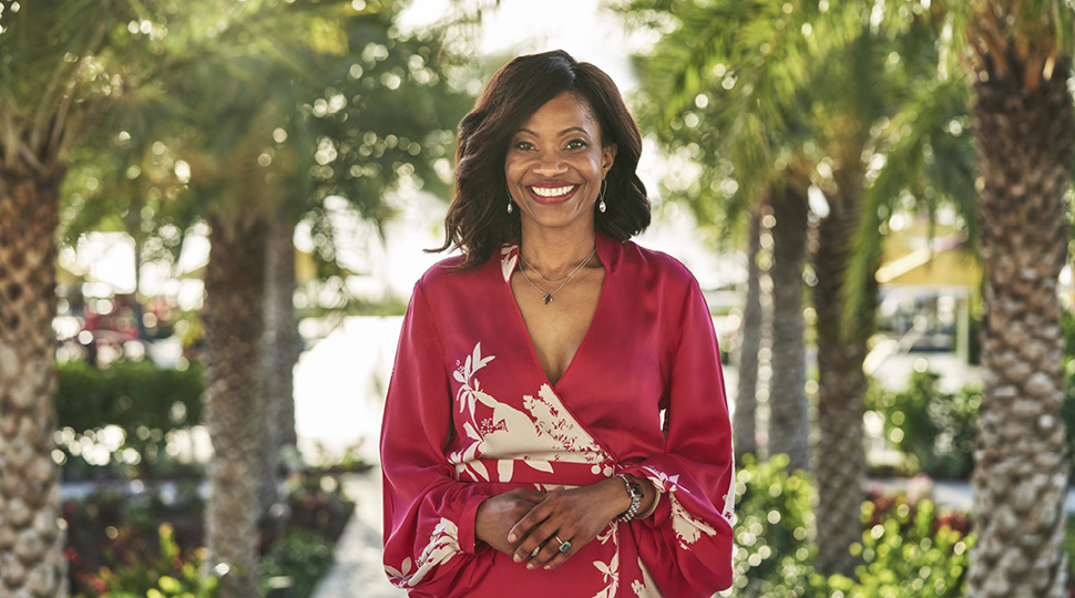 Yvette Thomas-Henry Regional Vice President and General Manager, Four Seasons Resort Nevis