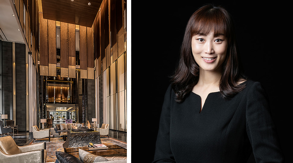 Goeun Lee Director of People and Culture, Four Seasons Hotel Seoul